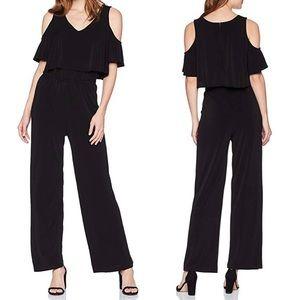 NWOT Karen Kane Black Jumpsuit XL